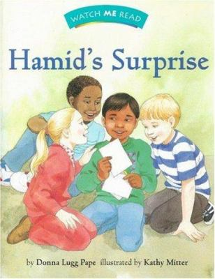 Watch Me Read: Hamid's Surprise - Donna Lugg Pape