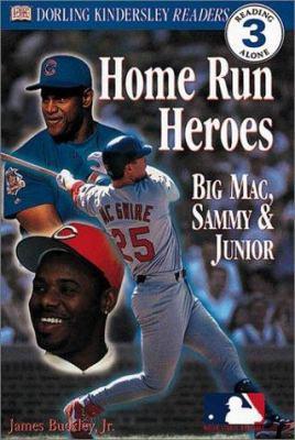 5977544b34db MLB Home Run Heroes (DK Readers