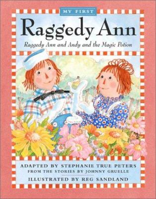 Raggedy Ann And Andy And The Magic Book