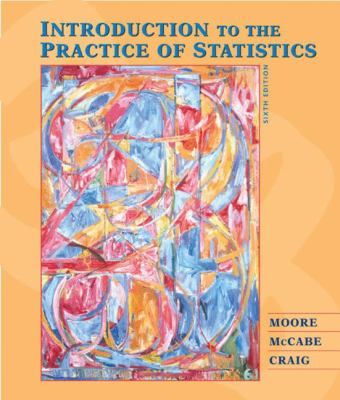 Introduction to the Practice of    book by David S  Moore