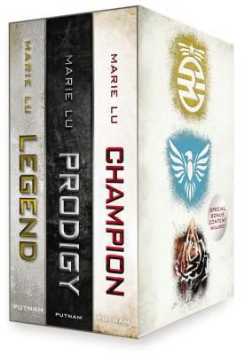 Legend Trilogy Boxed Set - Book  of the Legend