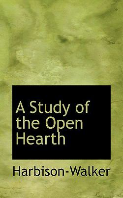 Paperback A Study of the Open Hearth Book