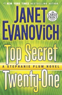 Paperback Top Secret Twenty-One [Large Print] Book