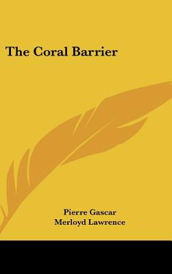Hardcover The Coral Barrier Book