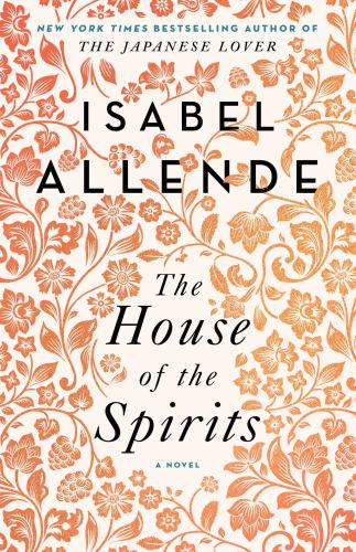 Paperback The House of the Spirits Book