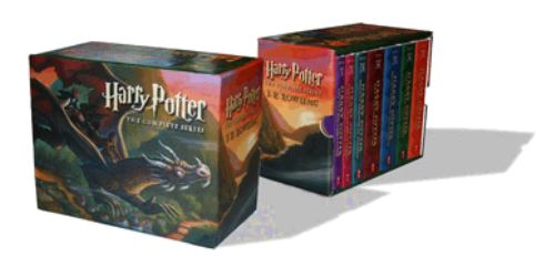 Complete Harry Potter Boxed Set - Book  of the Harry Potter