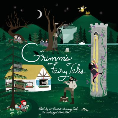 Grimm's Fairy Tales 0147526361 Book Cover