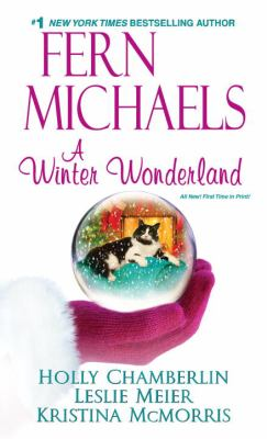 A Winter Wonderland - Book #18.5 of the Lucy Stone