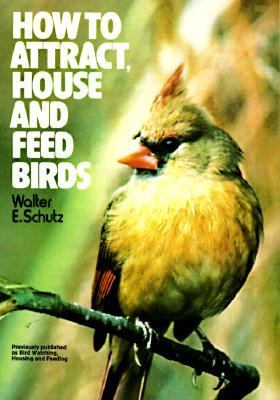 How to Attract, House and Feed Birds : Forty-Eight Plans for Bird Feeders and Houses You Can Make (0020119100 2944918) photo