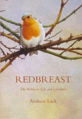 Redbreast: The Robin in Life and Literature (0955382726 19045783) photo