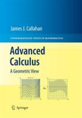 Advanced Calculus: A Geometric View book by James J  Callahan
