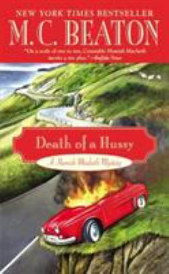 Death of a Hussy 044657354X Book Cover
