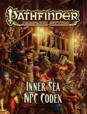 Pathfinder Campaign Setting Book Series