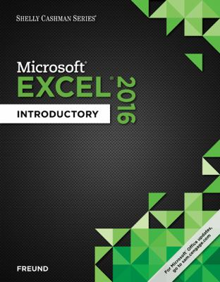 Microsoft Office 365 Excel 2016 Book By Misty E Vermaat