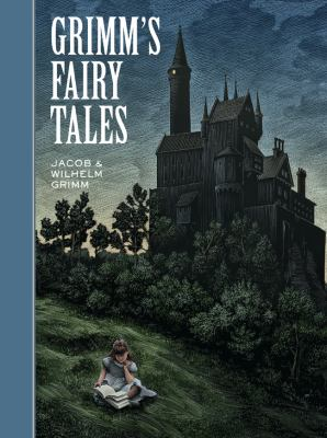 Grimm's Fairy Tales B002NSOS32 Book Cover