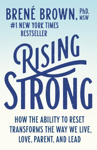 Paperback Rising Strong Book