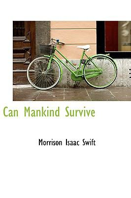 Paperback Can Mankind Survive Book