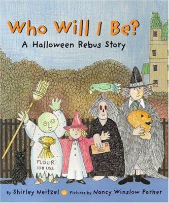 a halloween rebus story