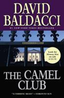 Paperback The Camel Club Book