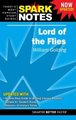 Spark Notes, Lord of the Flies 1411403142 Book Cover