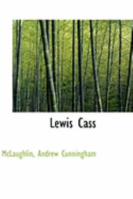 Paperback Lewis Cass Book