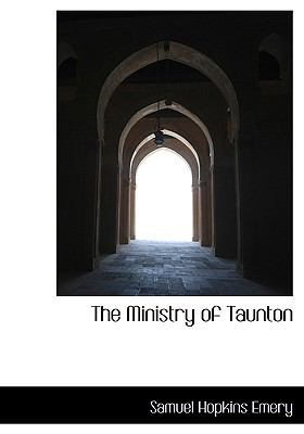 Paperback The Ministry of Taunton Book