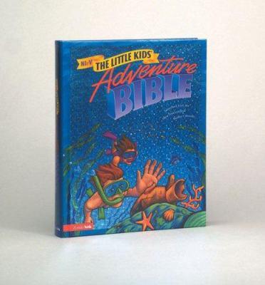 Little Kids Adventure Bible - Zondervan Staff; Lawrence O. Richards