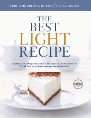 The Best Light Recipe - Book  of the Best Recipe