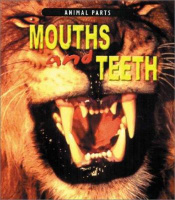 Paperback Mouths and Teeth Book