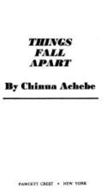 narrative technique in things fall apart