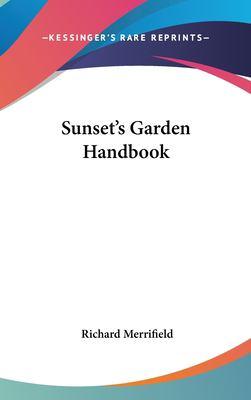 Hardcover Sunset's Garden Handbook Book