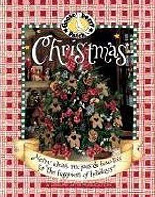 Paperback Gooseberry Patch Christmas : Merry Ideas, Recipes and How-To's for the Happiest of Holidays! Book