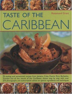 Taste Of The Caribbean Book By Rosamund Grant