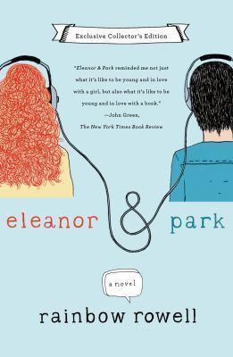 Hardcover Eleanor & Park Book
