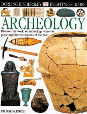 Archeology - Book  of the DK Eyewitness Books