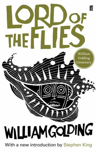 Lord of the Flies 0571273572 Book Cover