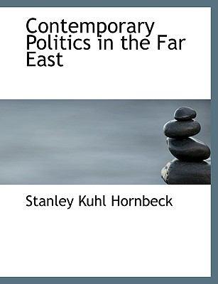 Paperback Contemporary Politics in the Far East Book