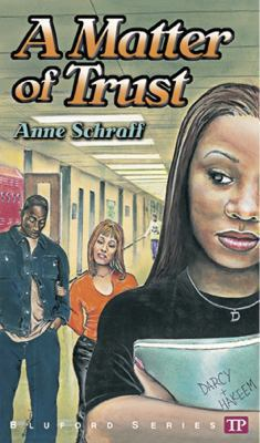 A Matter of Trust (Bluford Series) - Book #2 of the Bluford High