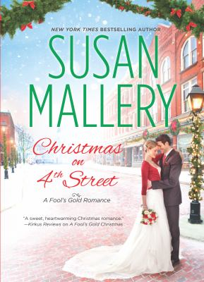 Hardcover Christmas on 4th Street Book