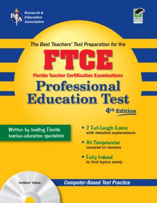 FTCE Professional Education (REA)... book by Leasha Barry