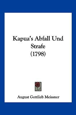 Hardcover Kapua's Abfall und Strafe Book