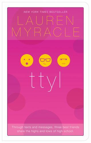 ttyl - Book #1 of the Internet Girls