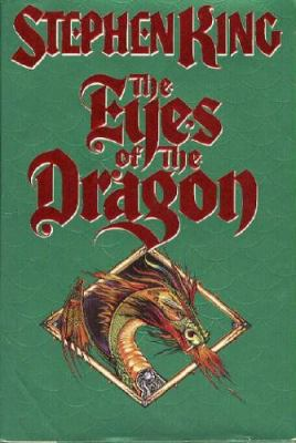 Hardcover The Eyes of the Dragon Book