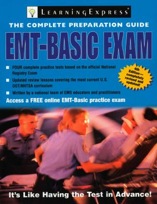 Emt Basic Exam Book By Learningexpress