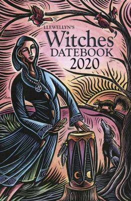 Paperback Llewellyn's 2020 Witches' Datebook Book
