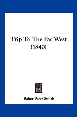 Hardcover Trip to the Far West Book