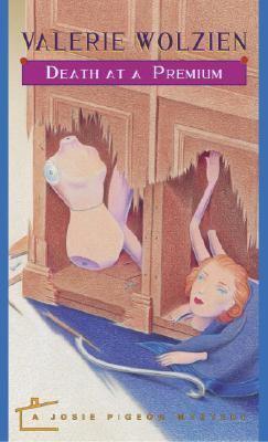 Death at a Premium (Josie Pigeon Mystery, Book 7) - Book #7 of the Josie Pigeon