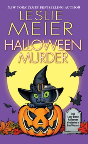 Halloween Murder - Book  of the Lucy Stone