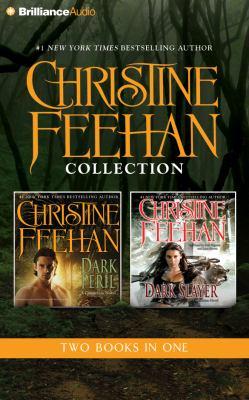 Christine Feehan Collection: Dark Slayer/Dark Peril - Book  of the Dark