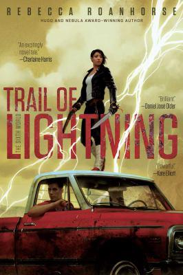 Paperback Trail of Lightning Book